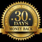 30 day money back guarantee proactol